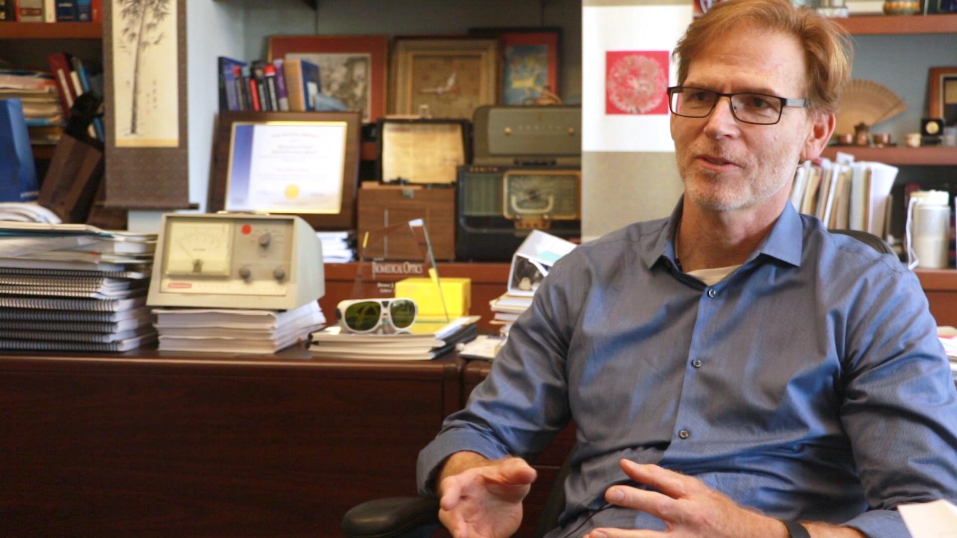 Faculty Spotlight: Bruce Tromberg