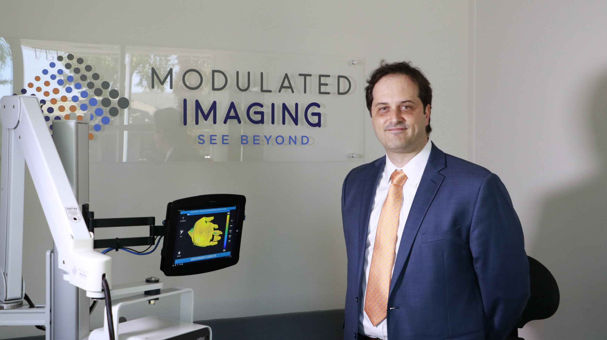 Modulated Imaging Receives FDA Clearance for Ox-Imager CS System