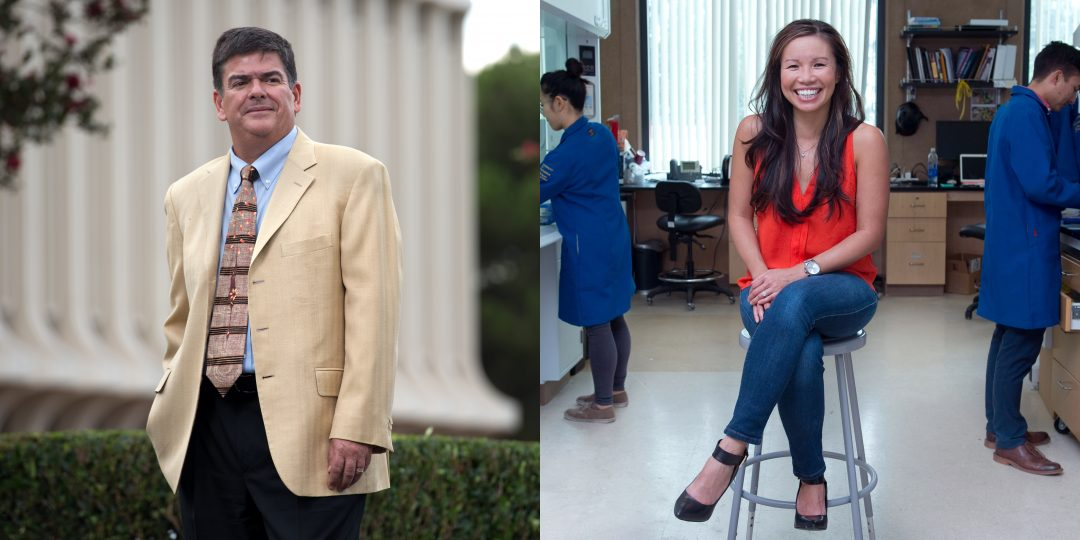 Two UCI Engineering Professors Included in 2016 Class of National Academy of Inventors Fellows