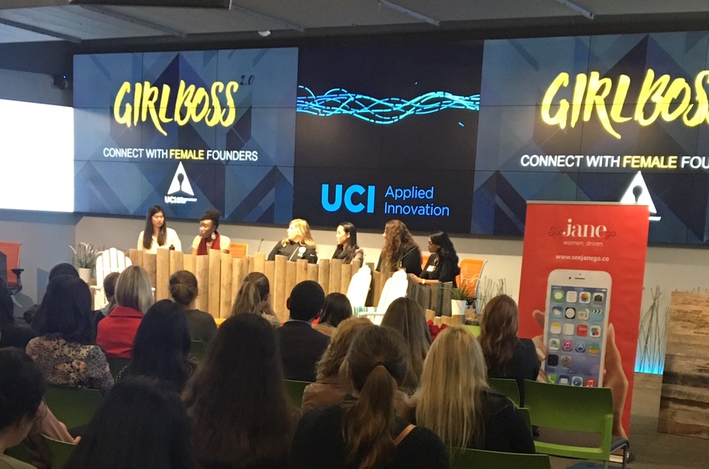 UCI ANTrepreneur Center's: Girlboss Panel 2.0