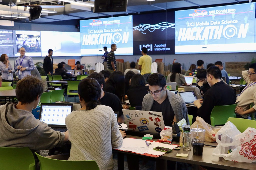 UCI Mobile Data Science Hackathon - UCI - Applied Innovation - UCI
