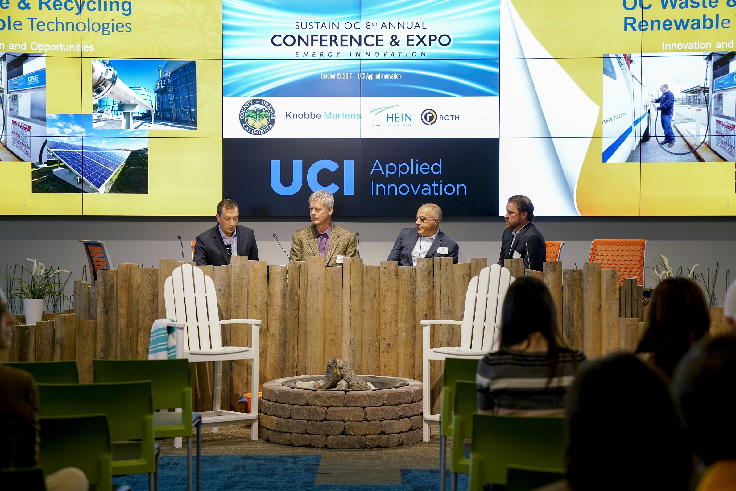 Sustain OC's Annual Conference and Expo Showcases Energy Innovation Initiatives and Entrepreneurial Opportunities