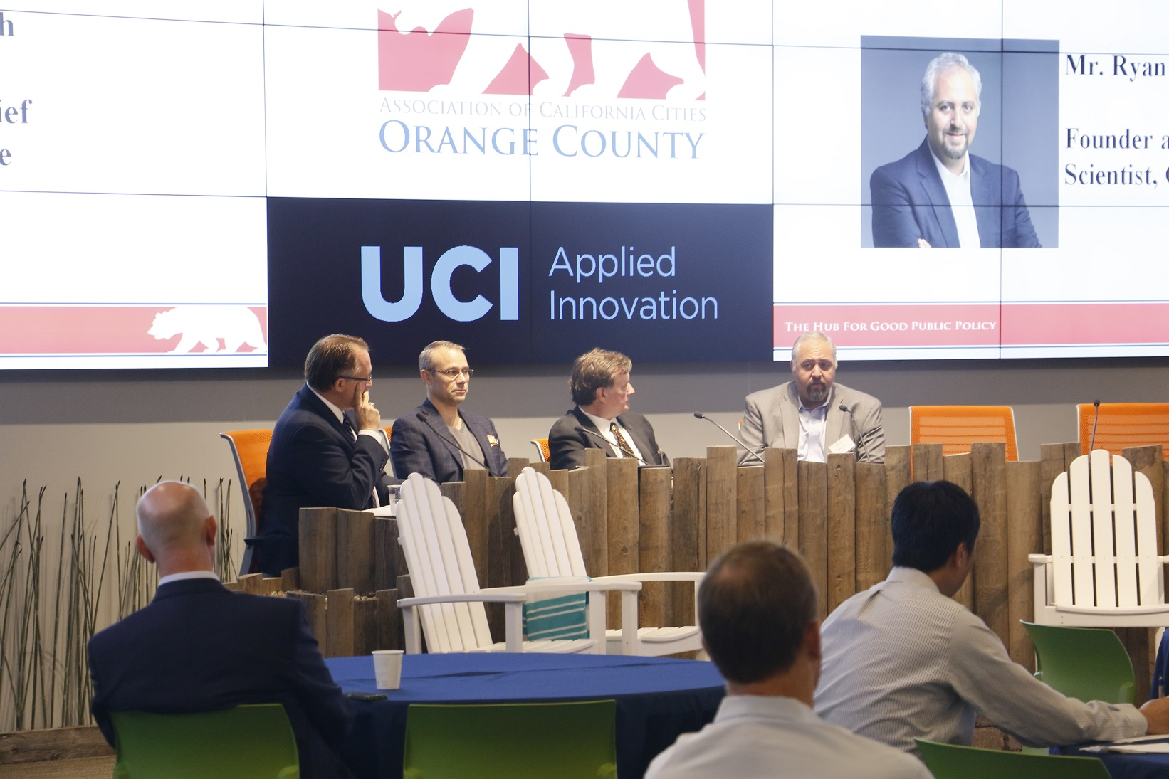 As Cities Get Smarter; Association of California Cities – Orange County Forum Address Cyber Security