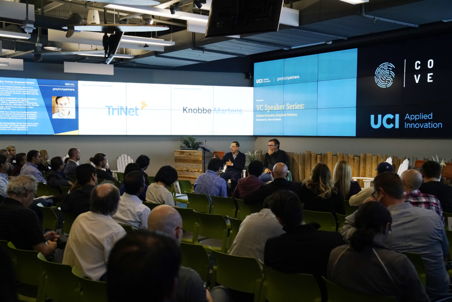 Inaugural Venture Capital (VC) Speaker Series brings together Silicon Valley insights with Orange County's ecosystem
