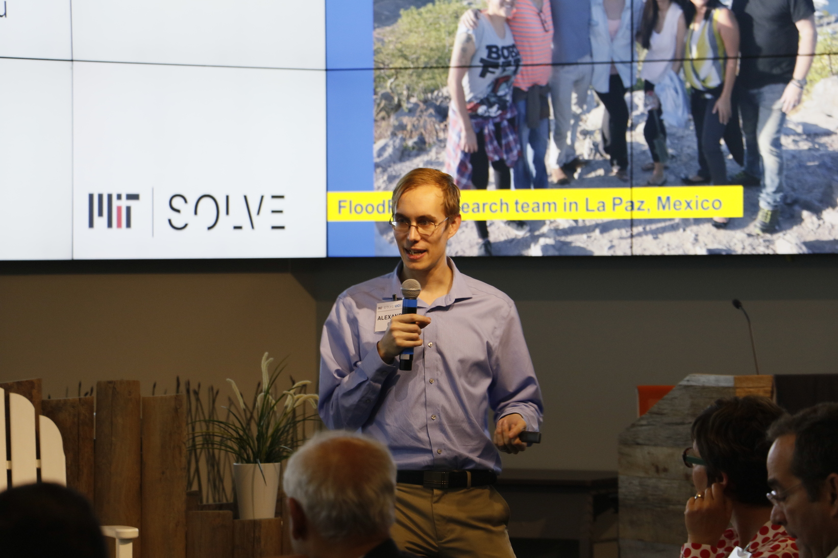 University Leaders and the Community Gather for Solve @ MIT's Challenge Design Workshop