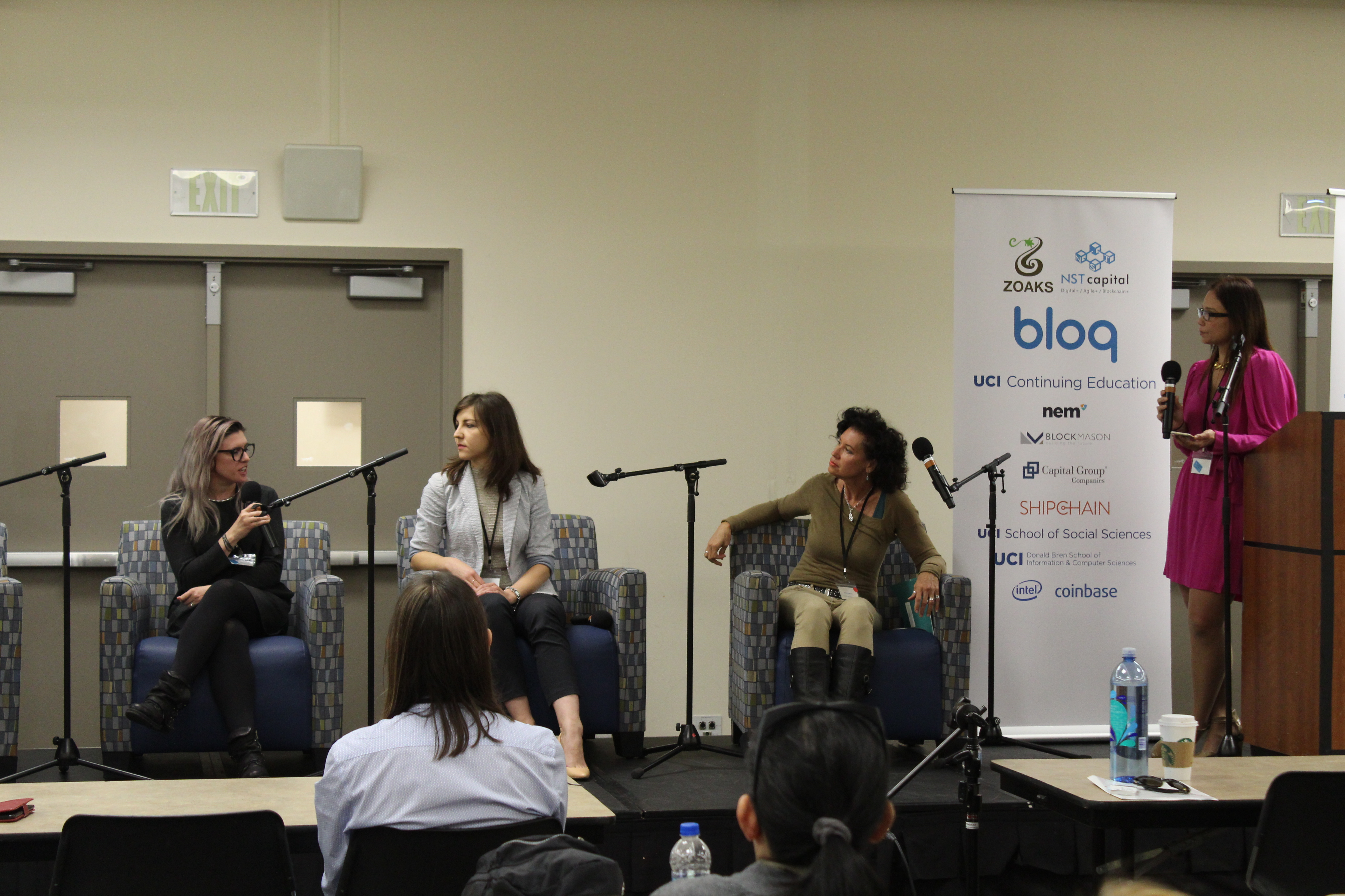 2018 Women in Blockchain Summit Highlights the Need for Diversity in a Growing Tech Industry