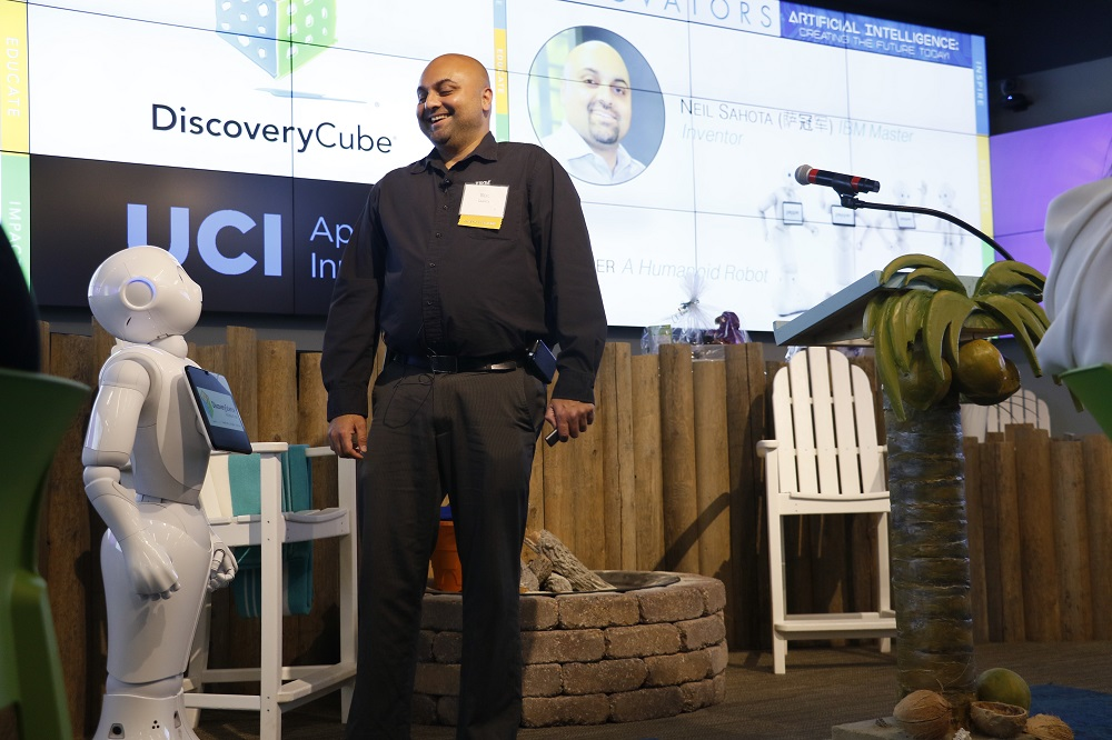 Discovery Science Center's Annual Innovators' Luncheon Provides Insight on the Growing Impact of Technology