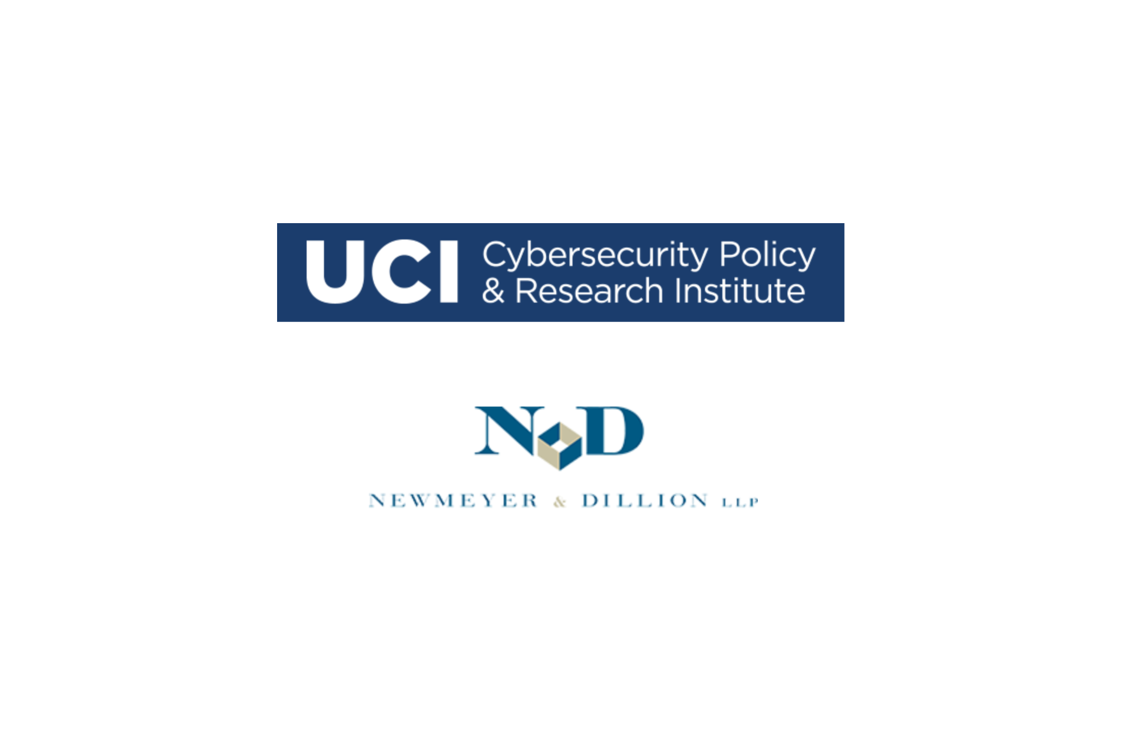 UCI Cybersecurity Policy & Research Institute & Newmeyer & Dillion, LLP Present: Social Media & Cybersecurity