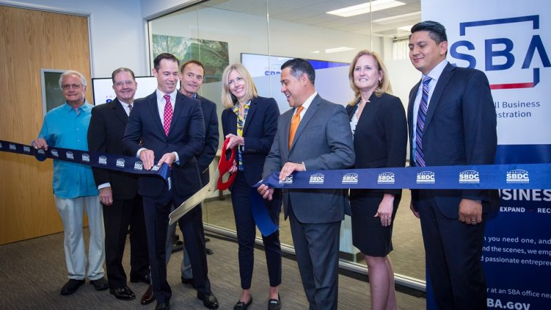 Small Business Development Center Celebrates Grand Opening at UCI Applied Innovation