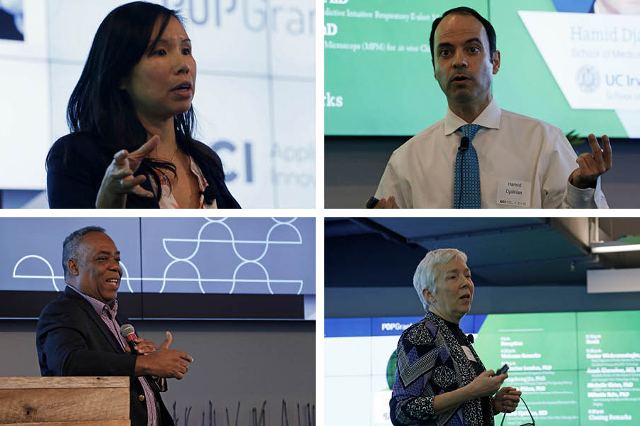 From Beating Bed Bugs to Battling Breast Cancer, POP Grants Awardees Present Project Updates