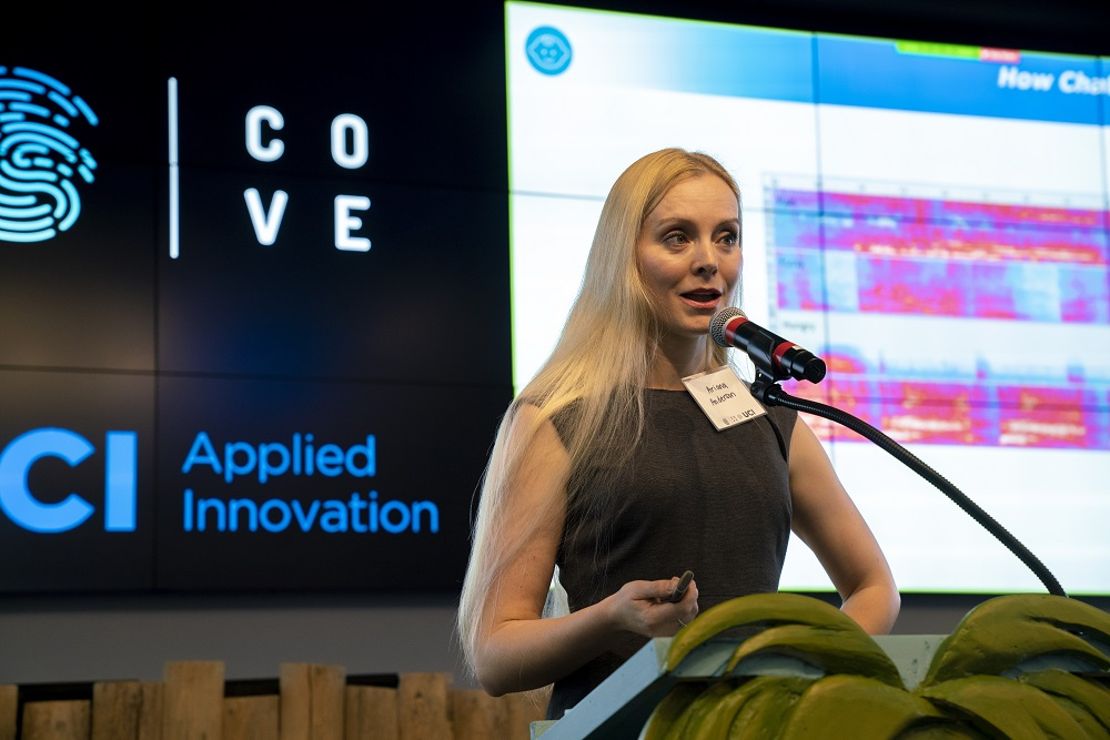 University of California holds Inaugural UC Pitch Day Event at Applied Innovation