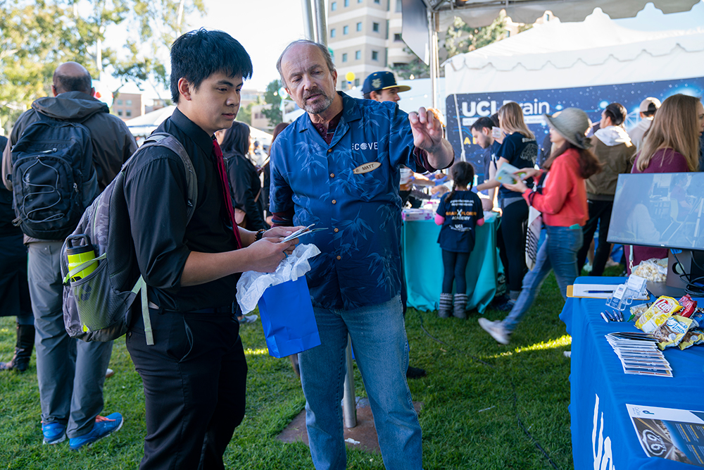 Applied Innovation Camps Out on Campus