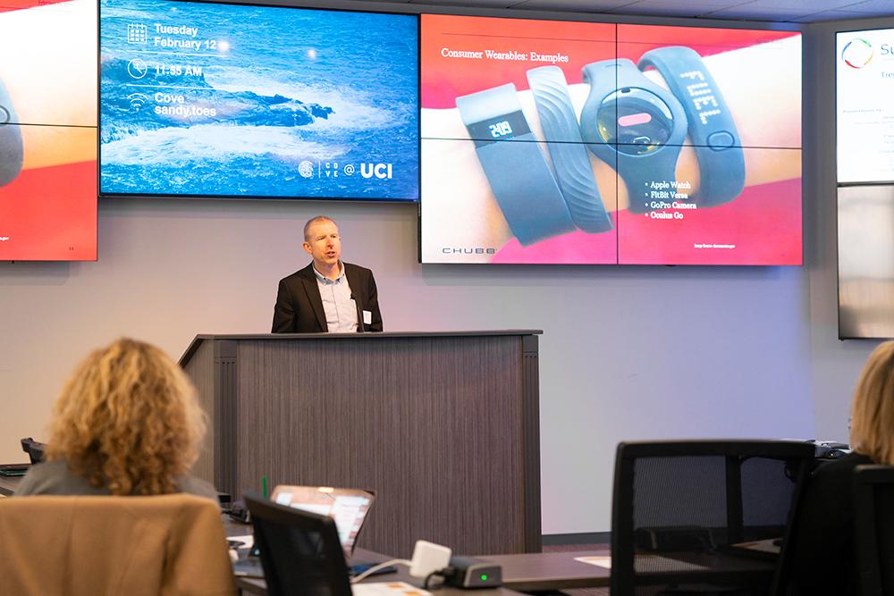 Sustain SoCal Talks Wearable Technology