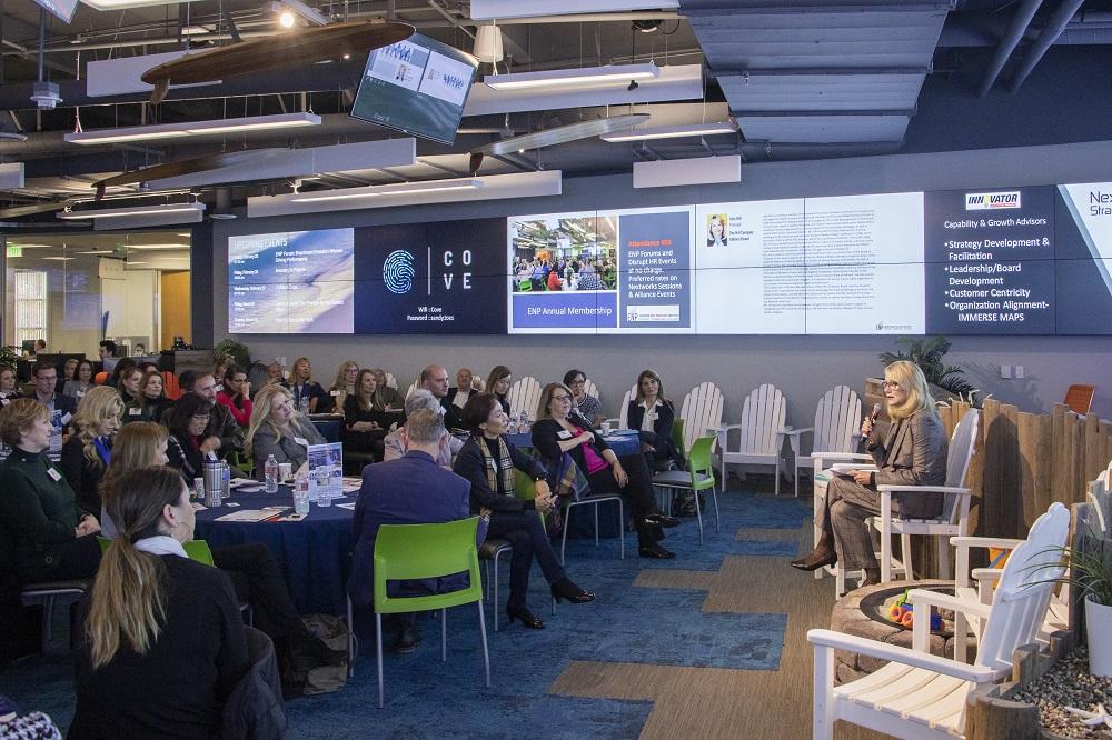 ENP Spotlights SB 826 During Annual Women's Summit