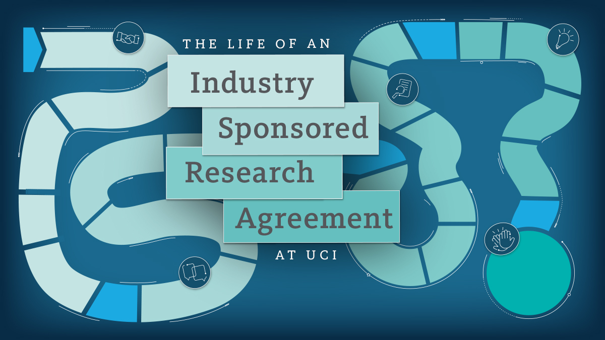The Life of an Industry Sponsored Research Agreement at UCI