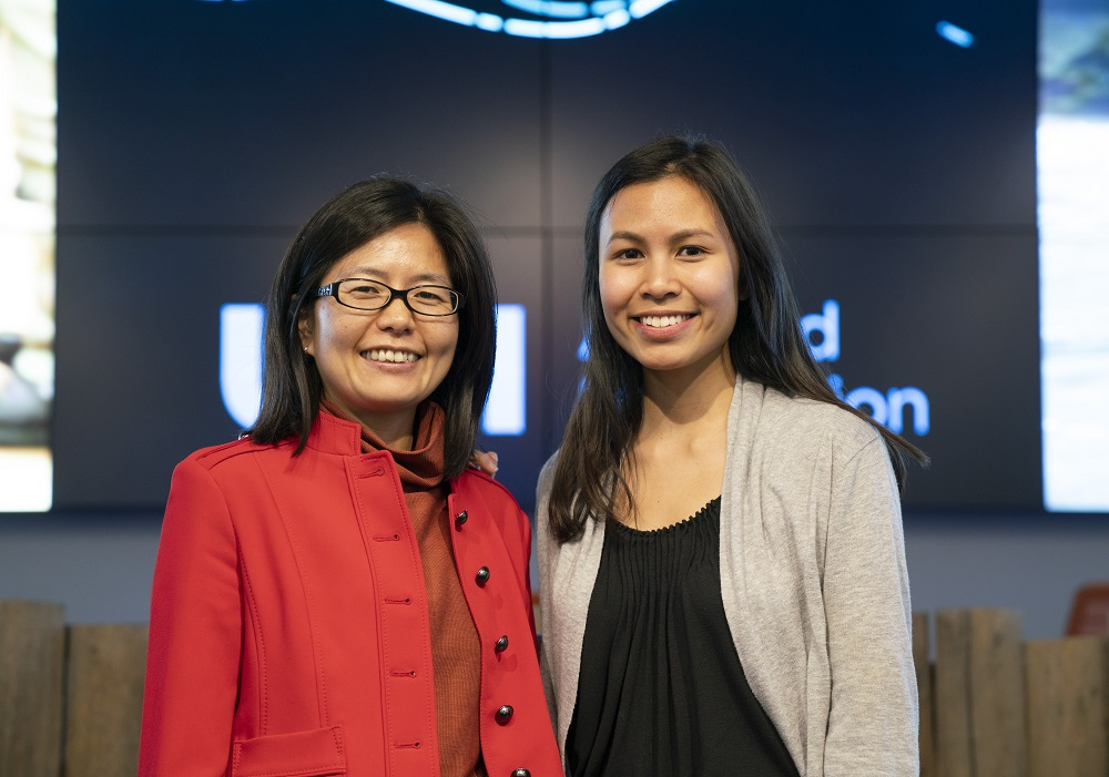 Dr. Li-Mei Lin Gets to the Core of Technology Development with I-Corps