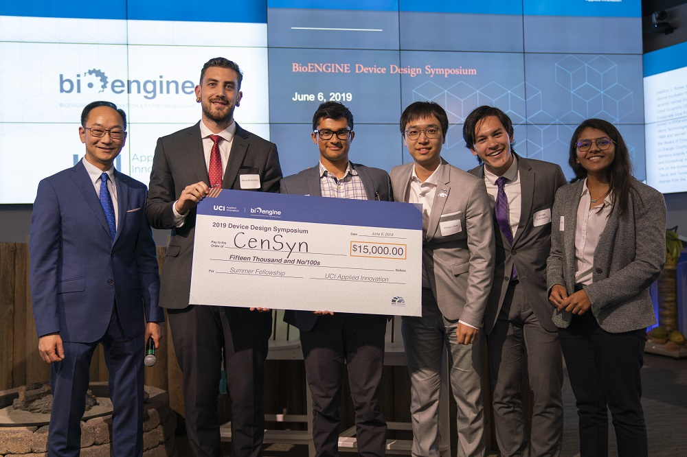 Winners Announced at BioEngine's Fourth Annual Device Design Symposium