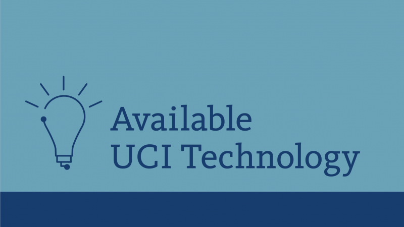 Available UCI Technology: Antibody and Vaccine Therapy for Common Infection