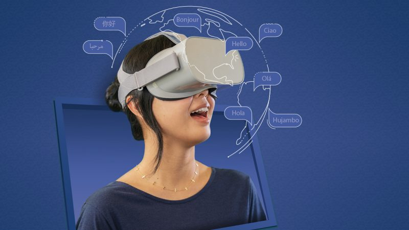 Immerse Corners Language Learning Market with VR-based Technology