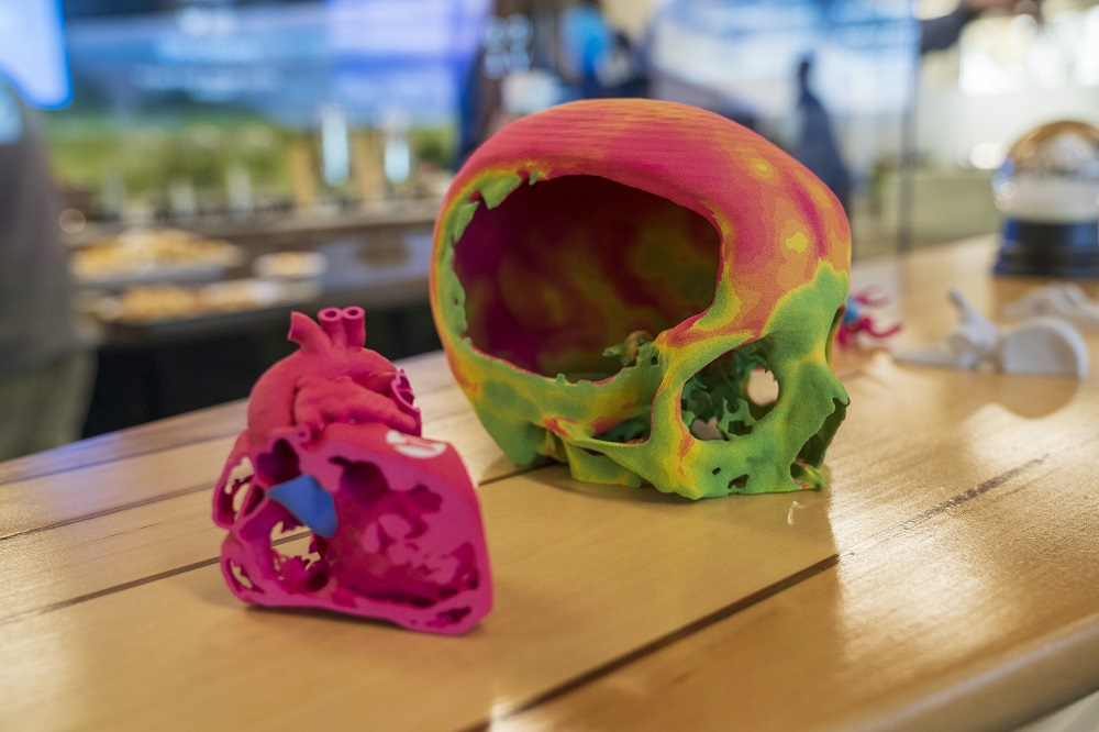 Collaboration is the Focus of 3D Printing and Manufacturing Event at the Cove