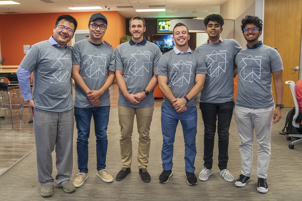 New Wayfinder Teams Go Back to School