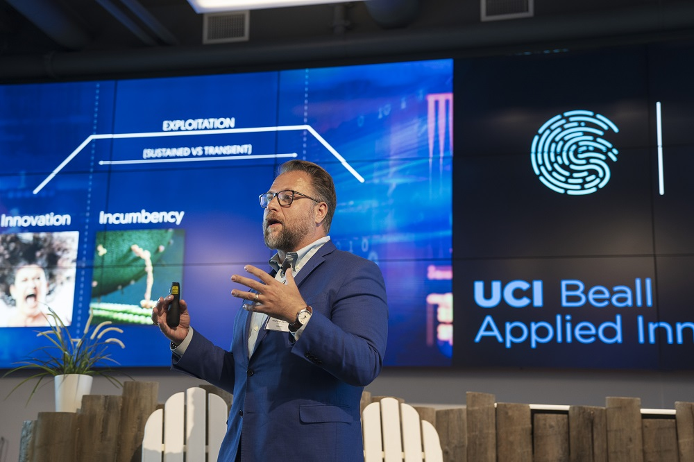 Innovation Draws C-Suite and Senior Executives to the Cove @ UCI