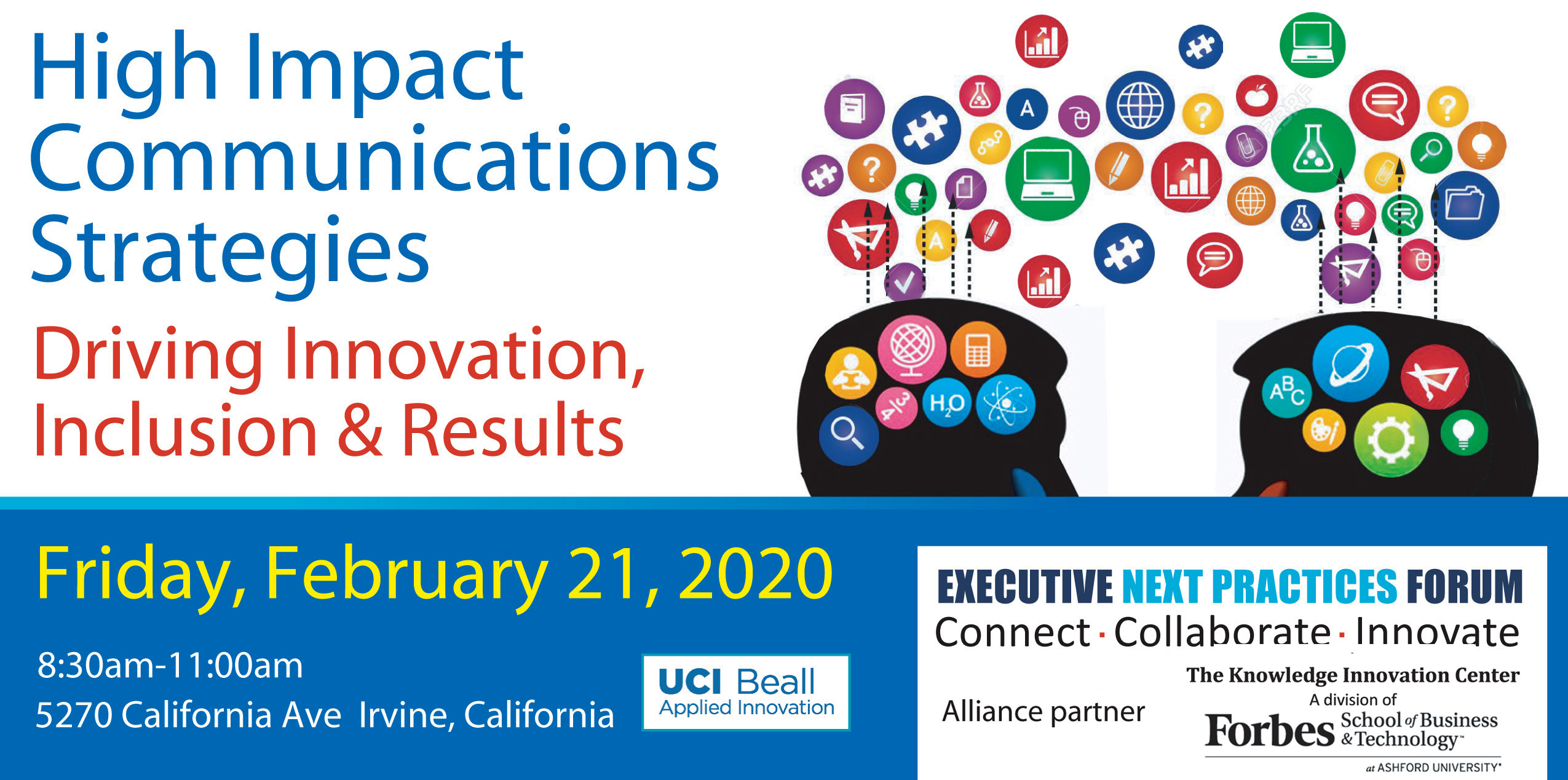 ENP Institute: High Impact Communications Strategies: Driving Innovation, Inclusion & Results