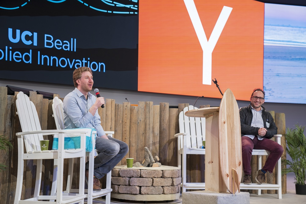 Y Combinator Partners Share Advice at the Cove