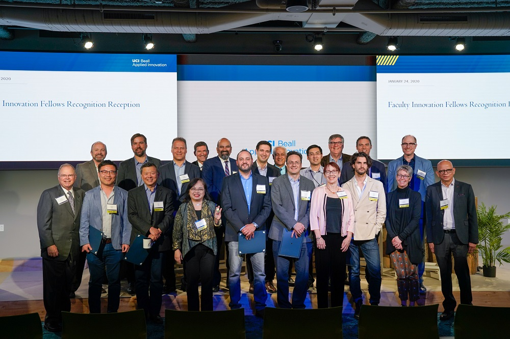 UCI Beall Applied Innovation Launches First Fellowship Program
