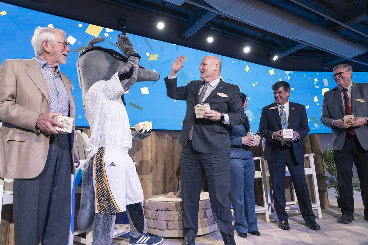 A Record-Breaking 600+ Attendees for the Cove @UCI's Official Grand Opening and 5-Year Celebration