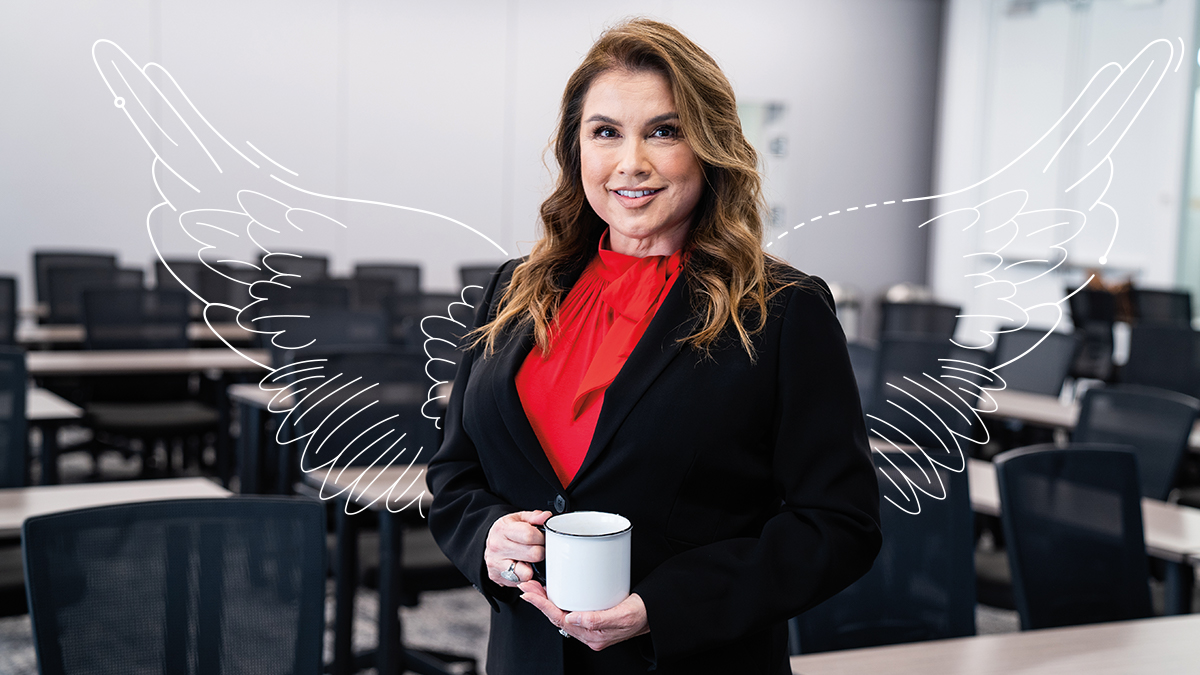 Xandra Laskowski Takes Lead for Women Angel Investors in Southern California