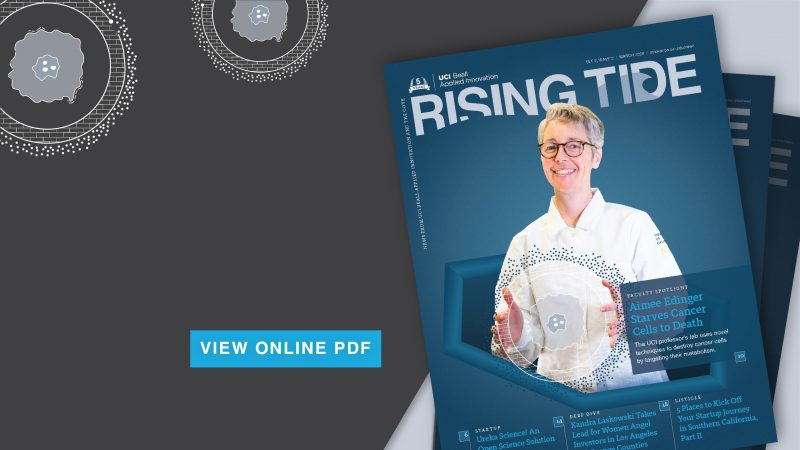 Rising Tide – March 2020 is here!
