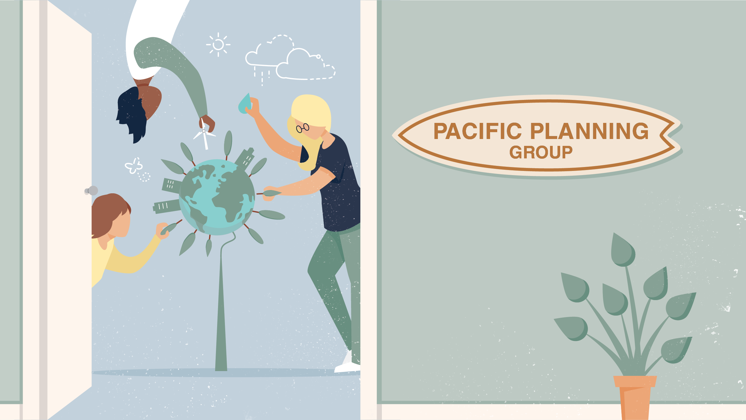 Cove Partner Pacific Planning Group Develops Land through Sustainable Innovation