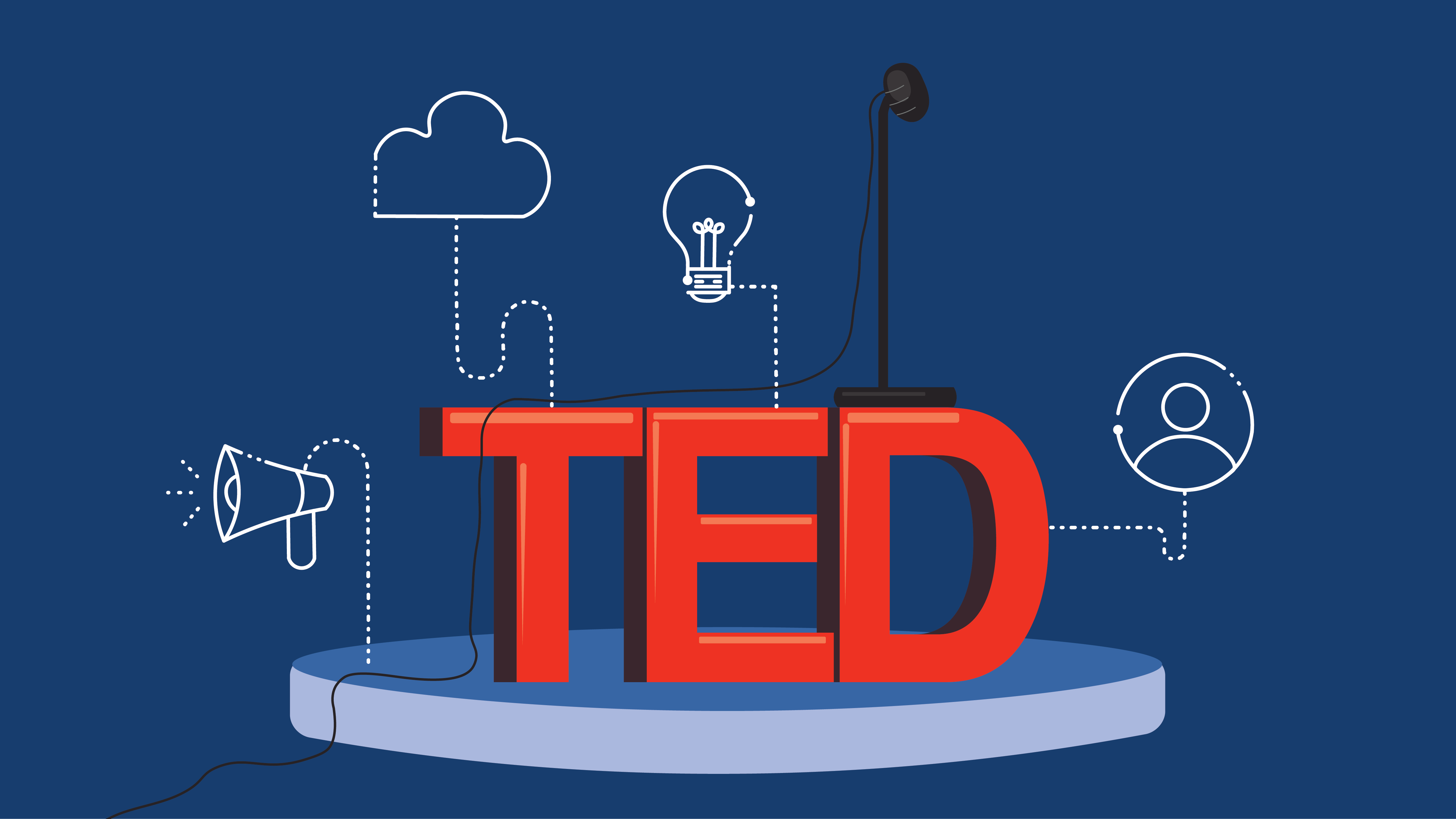5 TED Talks for Entrepreneurs, Innovators & Creatives