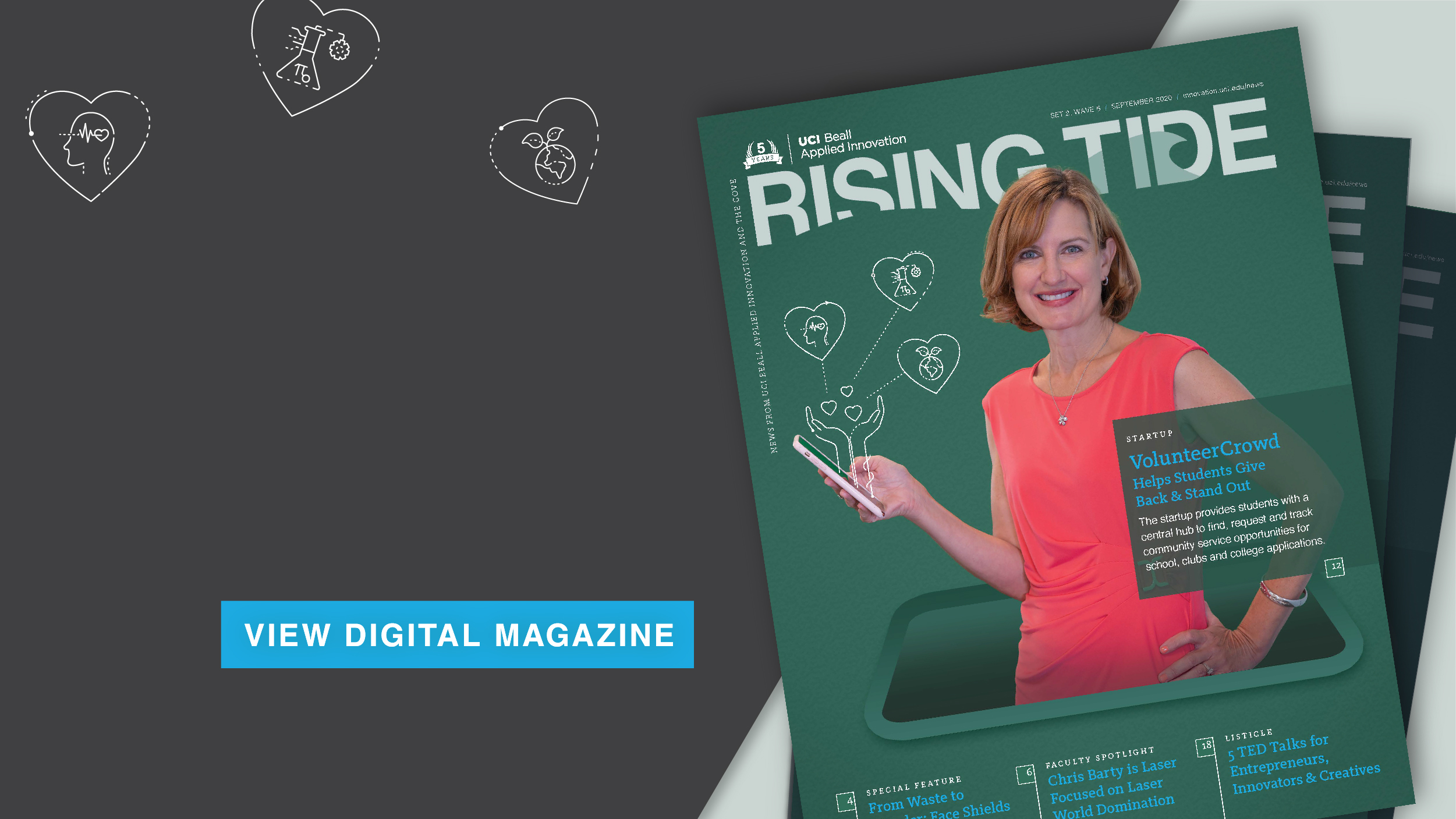 Rising Tide – September 2020 Digital is Here!