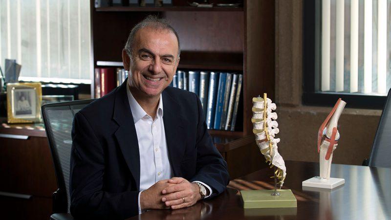 Kyriacos Athanasiou Elected to the National Academy of Medicine