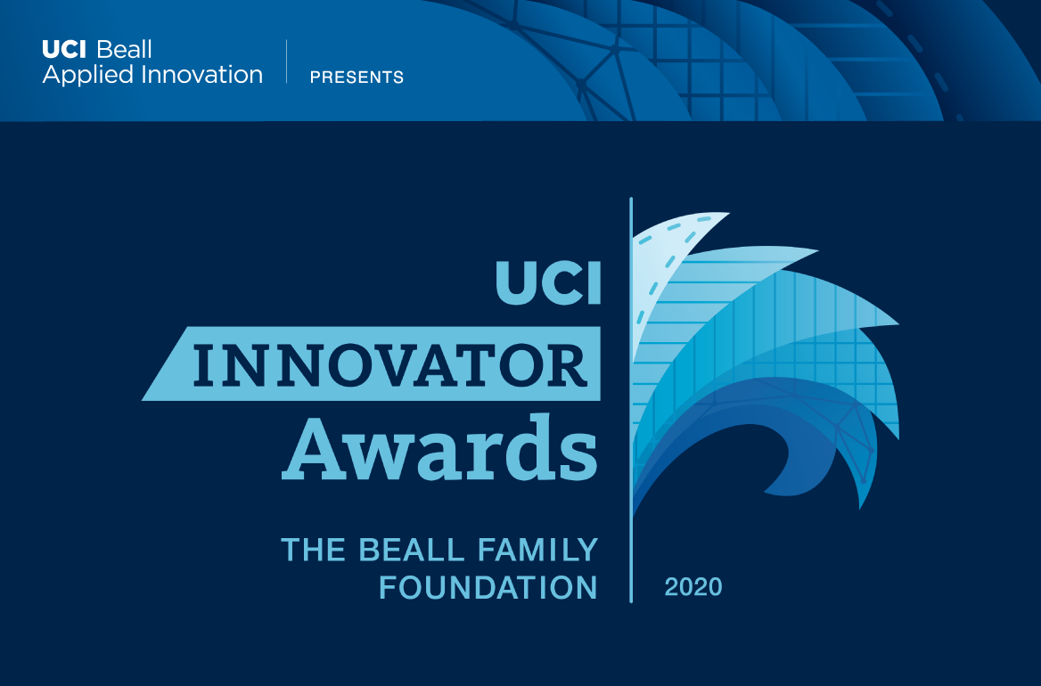 2020 UCI Innovator Awards header
