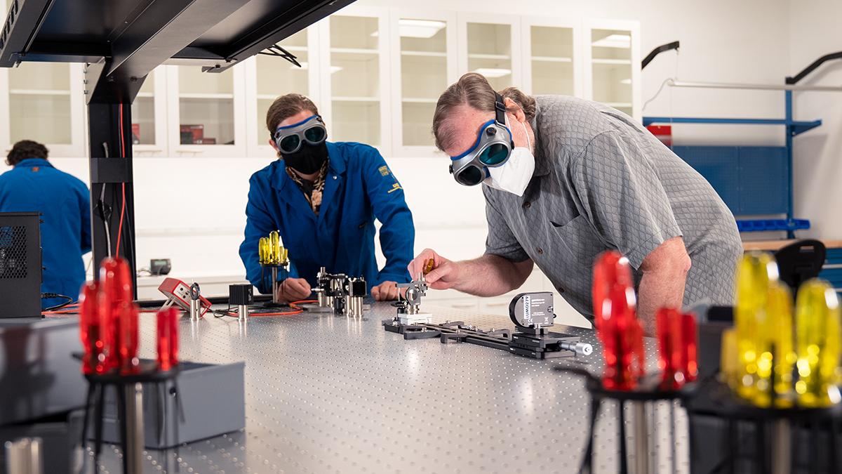 Transforming Human Health at the COSI Labs