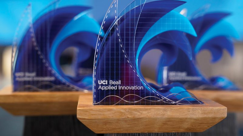 Four Faculty Recognized at Third Annual UCI Innovator Awards