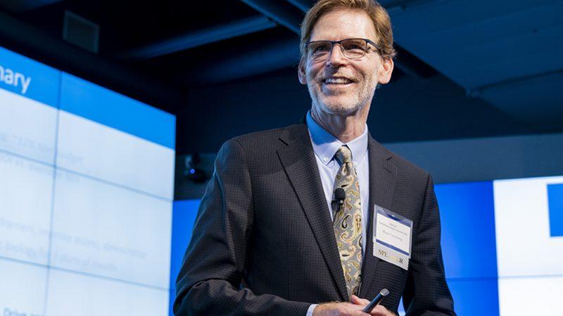 Bruce Tromberg Discusses Rapid Acceleration of Diagnostics Initiative