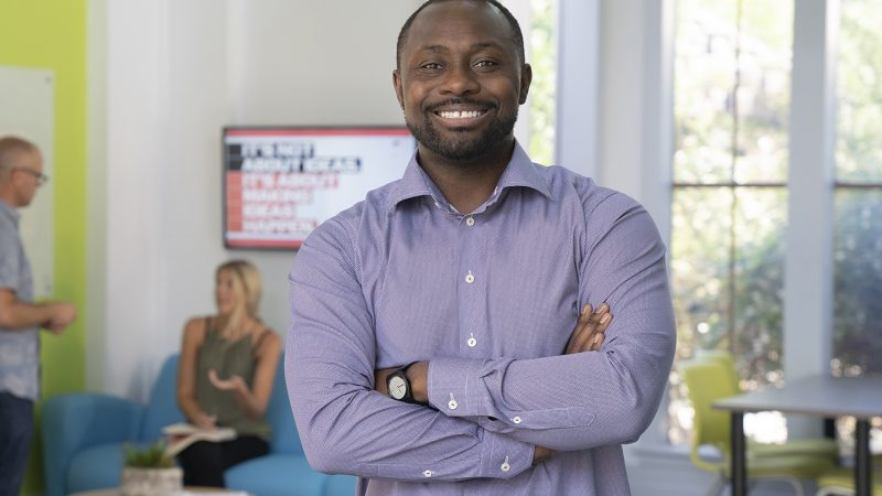 UCI Black Management Association Talks VC Funding and More for Underrepresented Entrepreneurs