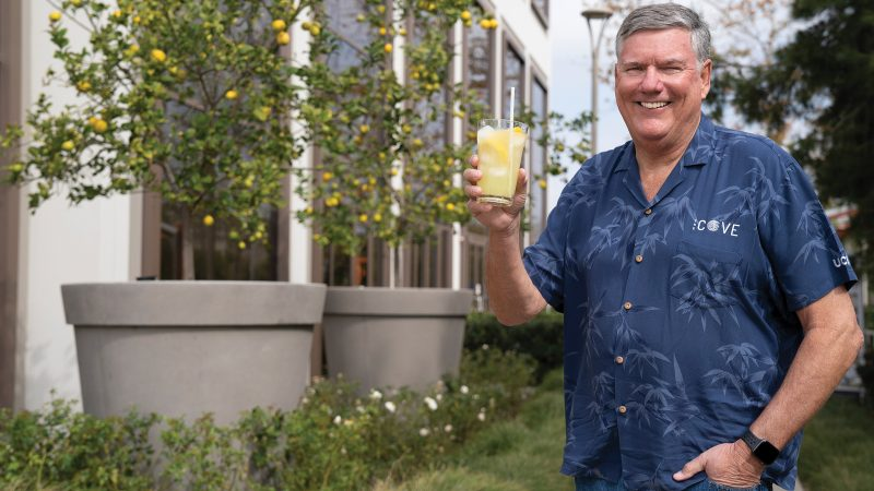 From Lemonade Stand to Entrepreneur to Investor, Richard Sudek Carves a New Path to Semi-Retirement