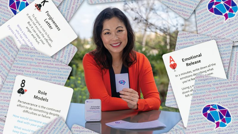 Mind Brain Parenting Deals a New Deck of Cards for Mental Health