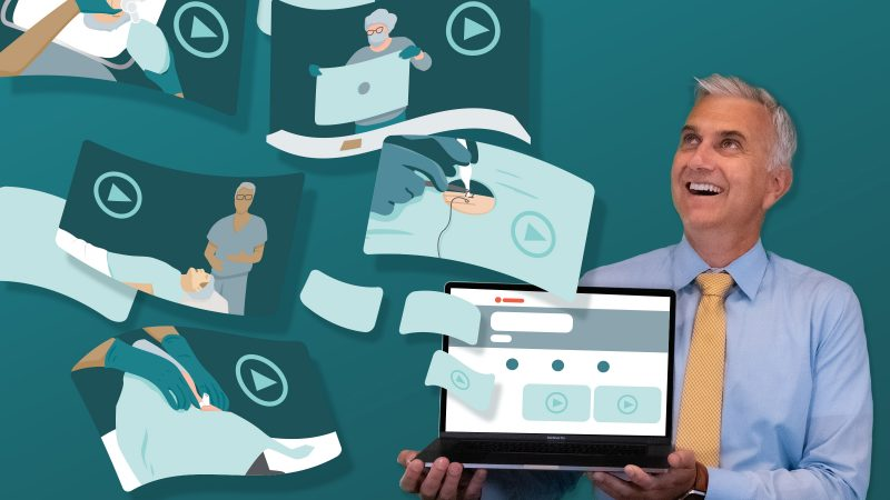 SimRated Improves Patient Safety with an Online Educational Simulation Program