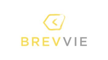 BREVVIE logo.