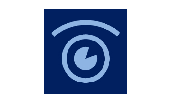 JeniVision Inc. Wayfinder eye logo