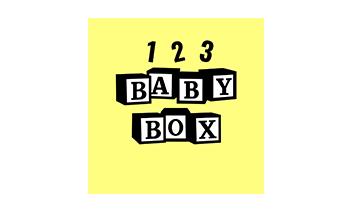 123 baby box wayfinder logo