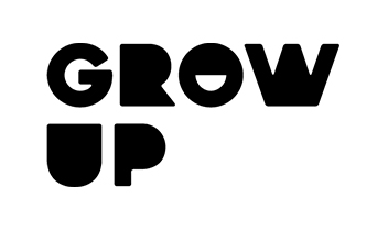 grow up wayfinder logo